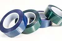 Polyester Tape with Silicone Adhesive
