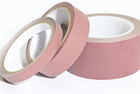 Rulon® Tape with Adhesive on One Side (bearing tape)