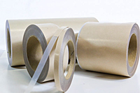UHMW Tape- With Rubber Adhesive