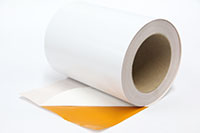 White Polyimide Tape