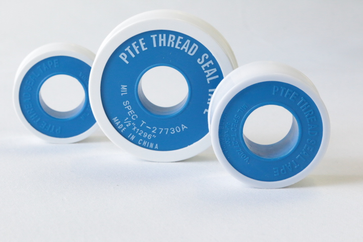 Quot wide ptfe thread seal tape