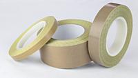 Teflon 21-3S Teflon Coated Tape Silicone Adhesive 8 x 36 Yards