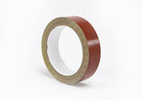 "TFL Red laminated with PTFE- 1"" x 5 yds"