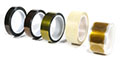 Kapton® Tapes- Acrylic, Silicone, ESD, Double sided, Die Cut Parts
